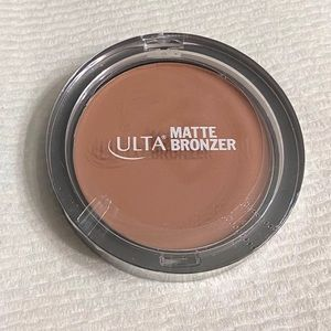 Ulta Beauty Matte Bronzer Pressed Powder